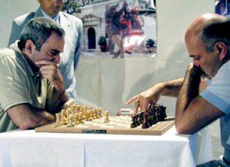 Kasparov Azmaiparashvili