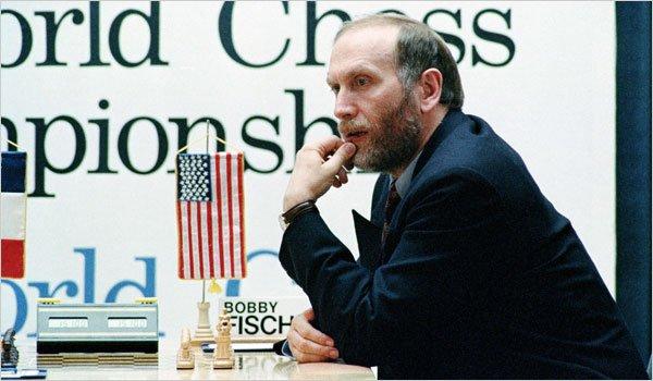 Fischer'in İkiz Kulelere saldırı hakkında yorumu