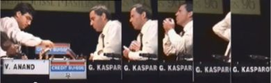 Dünya Satranç Şampiyonu Kasparov'un Utanç Anı