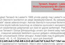 tarrasch-lasker