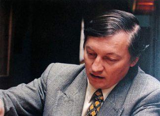Anatoly Karpov caro kann 2