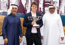 Carlsen qatar