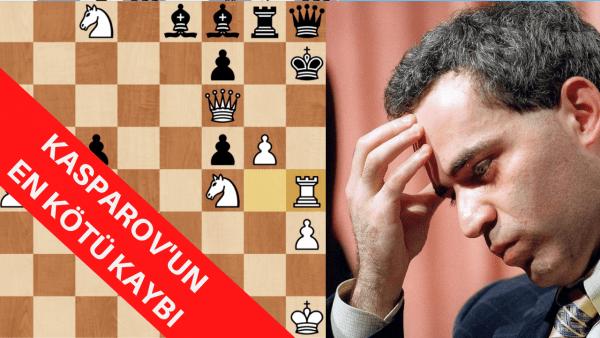 Kasparov'un En Kötü Kaybı