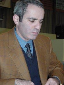 """Kasparov: Oğlum bana """"kazanmalısın"""" dedi"""