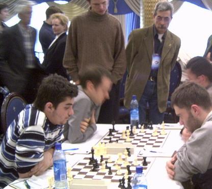 Aeroflot Turnuvasında Kıvanç Haznedaroğlu Birinciliği Kaçırdı.