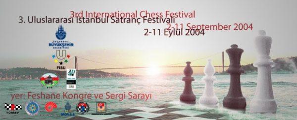 İstanbul Satranç Festivali Başlıyor