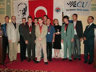 NAO 2004 Avrupa Kulüpler Kupası Şampiyonu