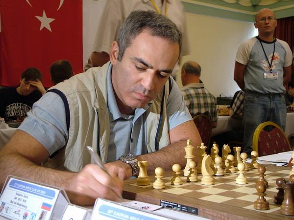 Avrupa Kulüpler Kupasında Kasparov Şov