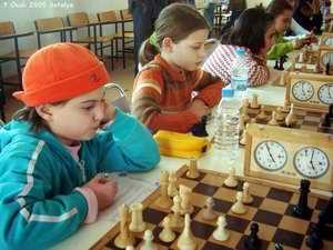 Antalya Yaş Grupları Turnuvası Başladı