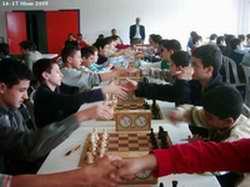 23 Nisan Ulusal Egemenlik ve Çocuk Bayramı Satranç Turnuvası (Yıldızlar)