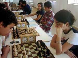 2005 Yılı Antalya Okullar Arası Satranç Ligi (Liseler)