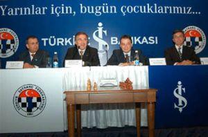 İş Bankası TSF'nin ana sponsoru oldu!