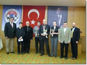 Akdeniz Şampiyonası'ndan 2 altın, bir gümüş