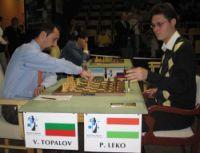 Morelia Linares'de büyük gün; Topalov – Leko!