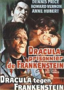 Dracula-Frankenstein Varyantı