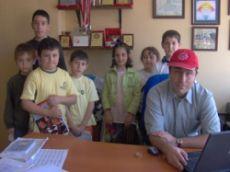 Süper Büyükusta Ivanchuk 15 Gün Bursa'daydı