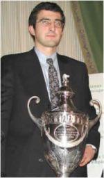 Kramnik Dünya Şampiyonu!
