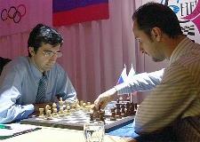 10. Oyunu Kramnik Kazandı