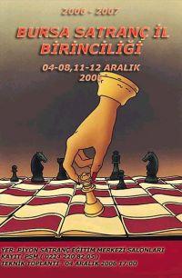Bursa Birinciliği 4-12 Aralık'ta