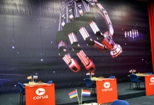 Corus Satranç Turnuvası'nın galipleri Aronian, Topalov ve Radjabov