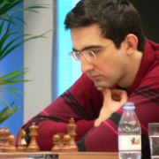16. Amber'de Kramnik zafere çok yakın