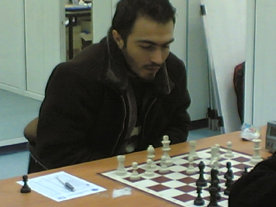 2006-2007 Uludağ Üniversitesi Satranç Şampiyonası (Sonuçlar, Resimler)