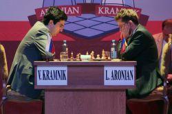 Kramnik – Aronian Hızlı Satranç Maçı