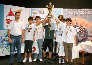 18 Yaş Altı Avrupa Şampiyonası'nda Gümüş Madalya