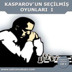 Kasparov'un Seçilmiş Oyunları I