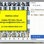 Alekhine Johner