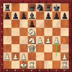 Satrançta Şah Kanadı Saldırısı