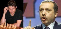 """Erdoğan: """"Sen önce maçlara ayık çık da sandalyeden düşme!"""""""