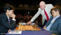 Nakamura Beyazla Carlsen'i Durdurdu
