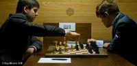 Tur 6: Carlsen ve Aronian Koptu!