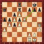 Alekhine'e yakışan başlangıç!