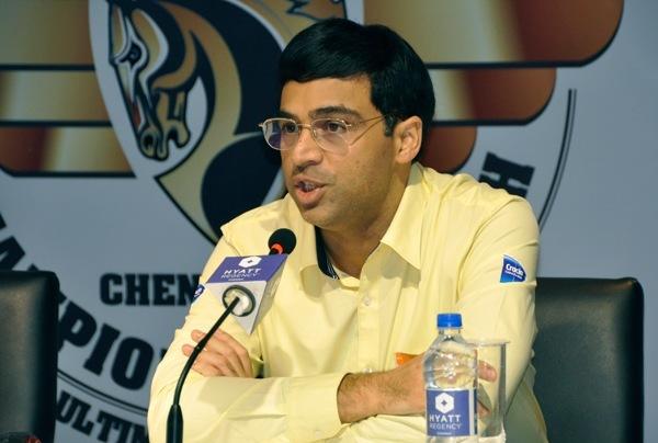 """Anand: """"Carlsen beni hata yapmaya zorladı"""""""
