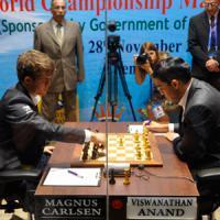 Anand ile Carlsen yine yenişemedi