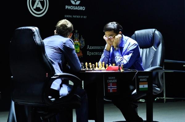 Oyun: 3 Anand Kazandı!