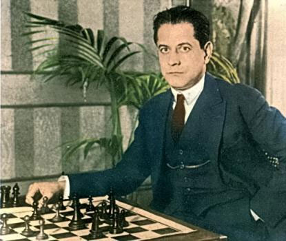 Capablanca – Blanco oyunundan bildiğimiz Ayala gerçekten kuvvetli miydi?