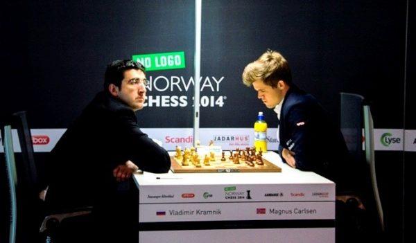 Carlsen'den Kramnik'e tatsız yanıt!