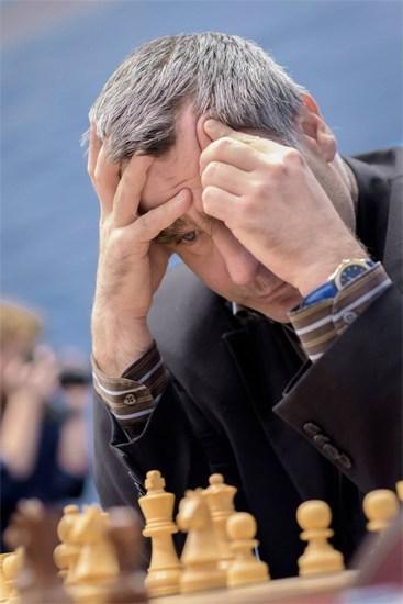 Tata'da Ivanchuk lider, Carlsen takipte