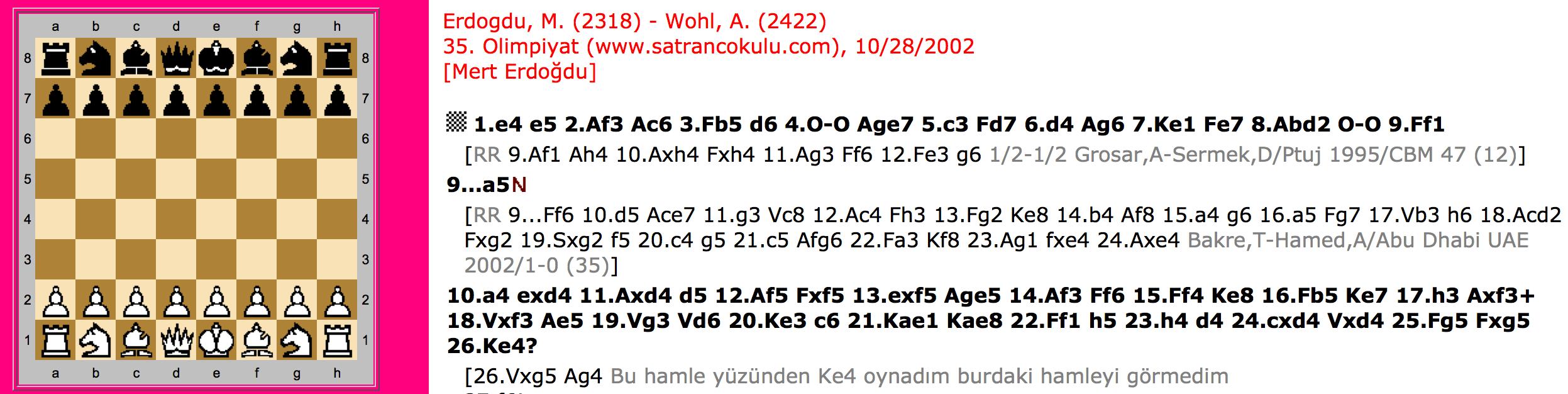 Erdoğdu – Wohl 2002