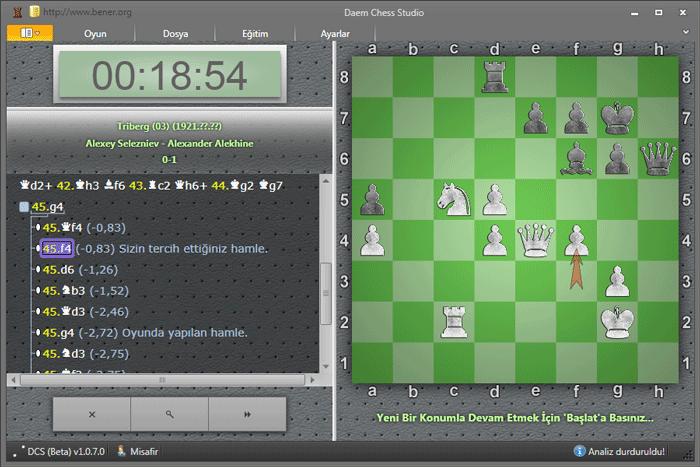 DAEM Chess Studio
