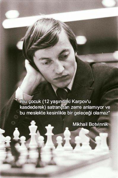 Botvinnik Satranç Dünyasının Kötü Karakteri Miydi?
