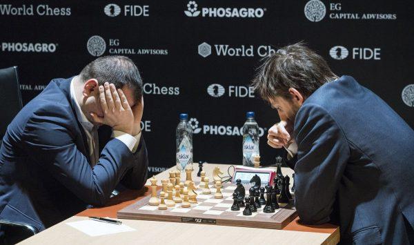 Mamedyarov, Carlsen'in rakibi olabilir!