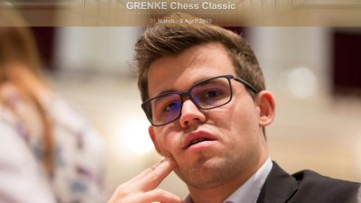Carlsen'den Mükemmel Teknik