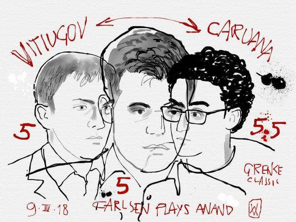 Grenke'de Son Tur: Caruana mı Carlsen mi yoksa Vitiugov mu?