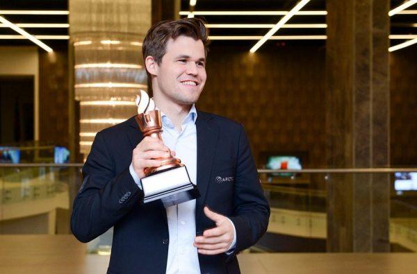 Shamkir Turnuvasını Carlsen Kazandı!