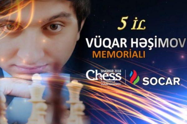 Gashimov Anısına Shamkir 2018 Turnuvası Başlıyor