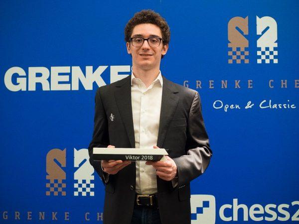 Caruana Grenke'yi Kazandı! 2896 Performans!